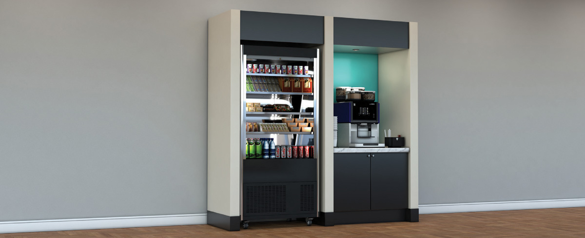 Express Lane Compact catering unit
