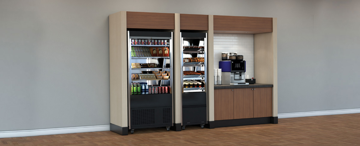 Express Lane Mid-size catering unit